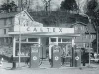 Caltex-stasjonen på Kampen