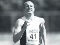 Atle McAdam setter ny norgesrekord på 400 m hekk (2003)