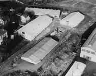 Søylehuset og Tiedemanns tobakksfabrikk