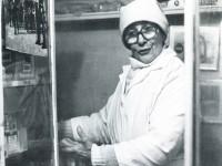 Inger Alida Christensen, også kjent som Mor i bakken