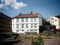 Østengården anno 1990