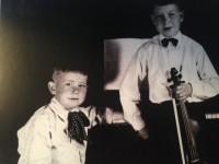 Rolf og Kjell Bækkelund