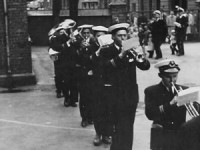 Kampen Janitsjar 1. mai 1950.