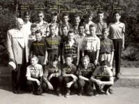 Klassebilde fra 1954