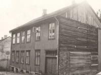 Norderhovgata 1983