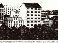 Norderhovgata 1973