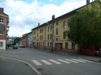 Norderhovgata 28 og nedover (2008)