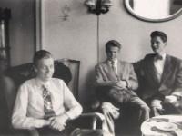 Tor Langbråthen, Normann Dahlen og Arne Larsen