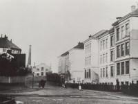 Kampen skole cirka 1920