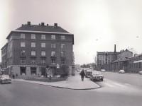Bankgården i Hagegata (1968)