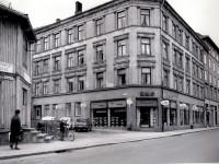 Sundbye skoforretning i Hagegata (1968)