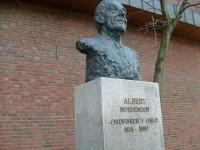 Bysten av Albert Nordengen