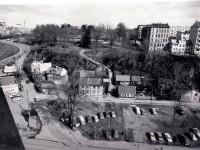 Brinken og skolen med Slottet i bakgrunnen (1968)