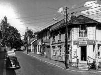Butikken på hjørnet av Normannsgata og Hurdalsgata