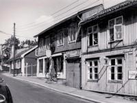 Olsensbandens hus. Normannsgata 19 (1968)