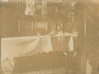 Edward Skari lit de parade (1903)