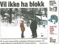 Aftenposten 18. februar 2009
