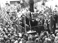 """Knut """"Kupper'n"""" Johannesen med Einar Rose (1960)"""