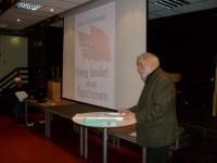 Ivar Nygaard holder foredrag om den glemte motstandskampen (2009)