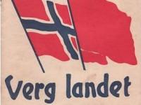 Plakat: Verg landet mot fascismen