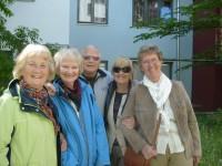 Liv i bakgården til Norderhovgata 34 (2009)