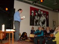Espen Haavardsholm på Bistroen (2009)