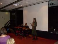 Steinar Amundsen og Anne Louise Lien fremfører middelaldermusikk (2009)