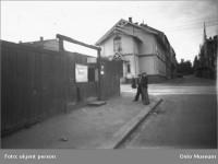 Pølseboden i Bøgata (1935)