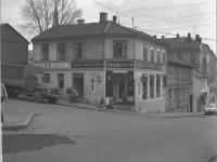 Halvorsen kolonial Skedsmogata 1 (1972)