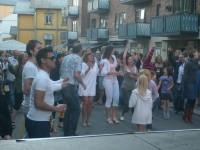 Gatedans på Kampendagene 2010
