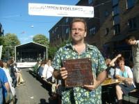 Vinner av Kampenprisen 2010: Per Kristian Hansen