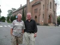 Arne Larsen og Jarl Bech (2009)