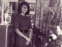 Anne Stordal julen 1964