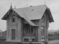 Oppsynsmannens bolig i Kampen park