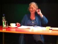 Gøril Strømholm holder foredrag (2011)