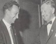 Roar Antonsen blir president (1960)