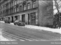 Normannsgata 5 med Egner kolonial (1955)