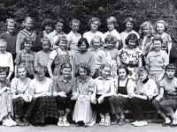 Klasse 6B, Kampen skole (1954)