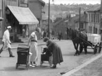 Bøgata, Kampen på 1930-tallet