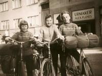 Bjørg Berg Larsen, Mary Østensen og Torill Berg Larsen