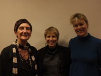 Line Arneberg, Turi Egner Olderheim og Ragnhild Hoel (2012)