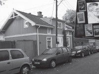 Rudolf Muus bodde i Skedsmogata 5