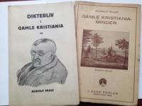Rudolf Muus' bøker