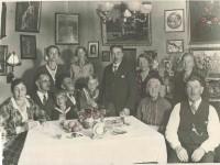 Larsens familie ca 1920