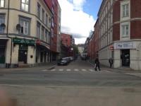 Sverres gate fra Åkebergveien (2013)