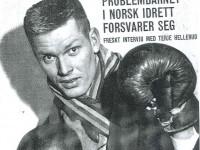 """""""Henger'n"""" på forsiden av Alle Menn (1964)"""