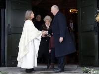 Marit Skjeggestad og Kong Harald V (2012)