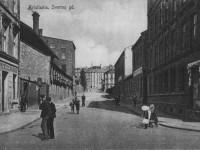Sverres gate fra Åkebergveien (1920)