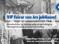 VIF 100 år