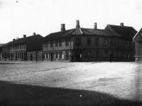Bøgata ca 1900